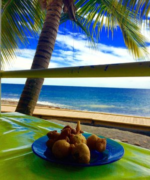 guadeloupe local eat