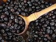 Black olives - Bild -