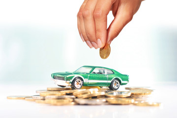 Buying car