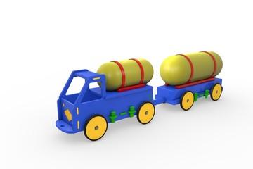 Auto - Holzspielzeug