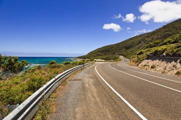 GOR Riviera Empty road