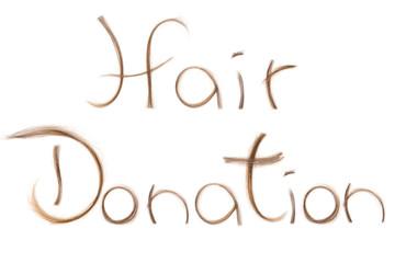 Cancer treatment donation hair