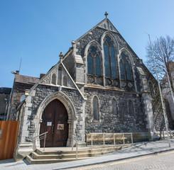 Franciscan monastery (Mainistir Phroinsiasach) Waterford Ireland