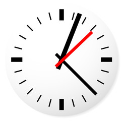 Vector clock for concepts related to schedule, urgency or time
