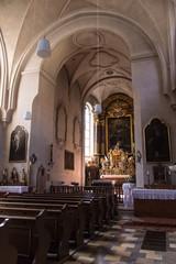 Kreuzkirche in Munich, Germany, 2015