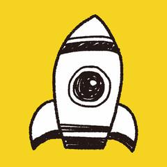 Doodle Spaceship