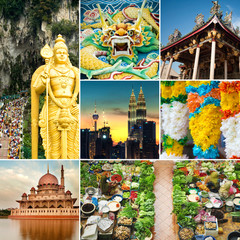 Malaysia attractions