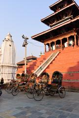 Kathmandu urbar Square