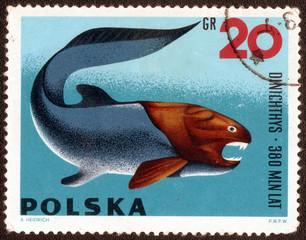 POLAND - CIRCA 1966:
