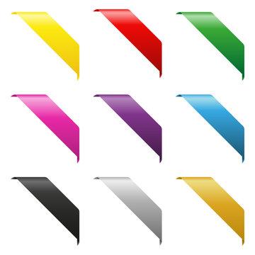 Banderole Set