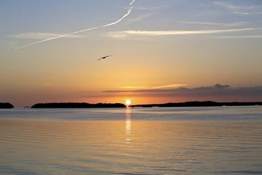 Sunset at Marathon Florida
