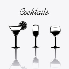 Cocktail design.
