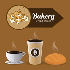 Bakery design.