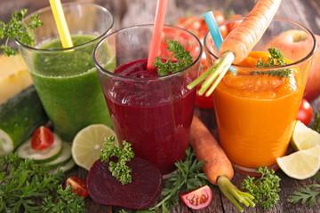 healthy vegetable juice