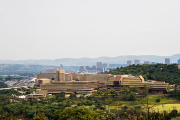University of South Africa, Unisa Muckleneuk Campus.