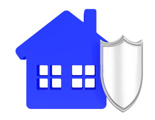 House under protection
