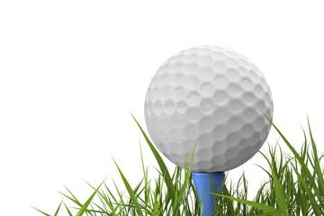 Golf. 3D. Golf Ball