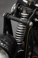 Motorcycle suspension