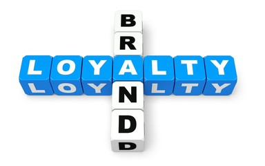Branding. 3D. Brand Loyalty