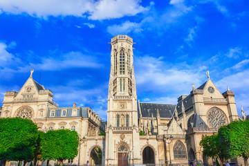 Church Saint-Germain-l'Auxerrois
