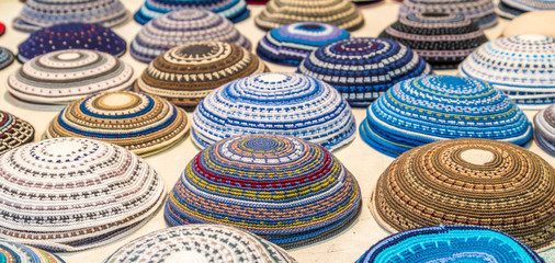 Kippah collection