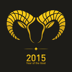 Happy New Year 2015, year of the goat