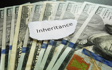 Inheritance note
