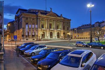 Grand Theatre de Geneve, Switzerland