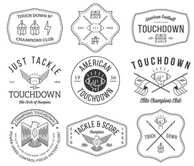 American football badges and crests vol 2