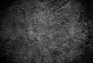 grunge black sand stone texture background