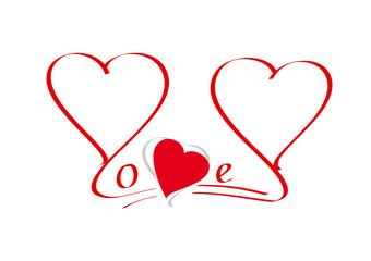 love - doppelherz