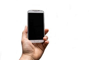 selfie with smartphones