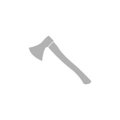 Simple icon ax.