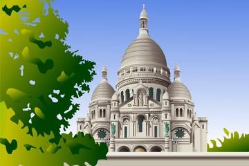 Paris- Sacre Coeur