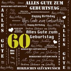 60. Geburtstag II