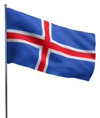 Iceland Flag Image