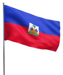Haiti Flag Image