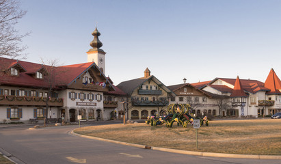 Bavarian Inn (Frankenmuth Michigan)