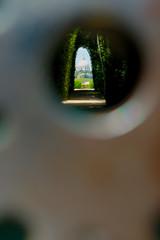 Rzym przez dziurke od klucza