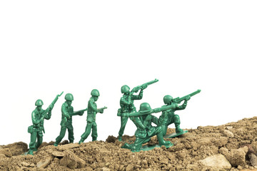 Toy Soldiers War