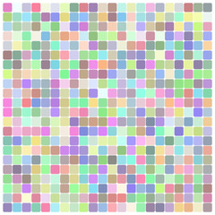 Modern geometrical abstract colored background