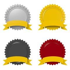 Badges concept