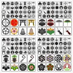 Japanese crests Batch B