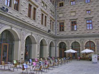 Restaurant on Hradcanské Square Prague