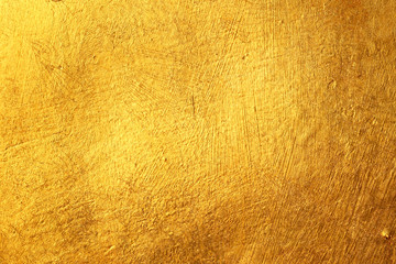 golden concrete texture