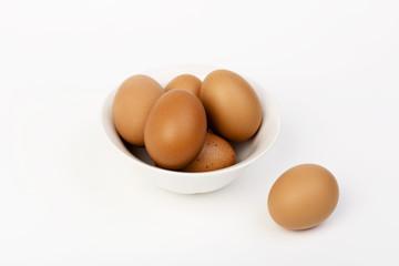 ciotola con uova
