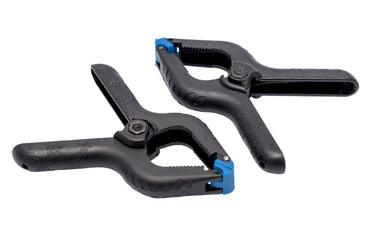 Plastic clamp