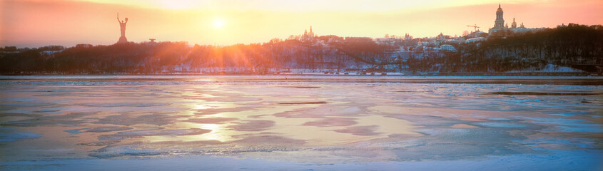 largest river Dnieper Ukraine