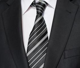 businessman in a tie