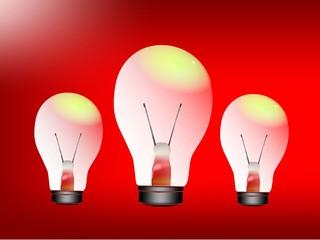 Trois lumières